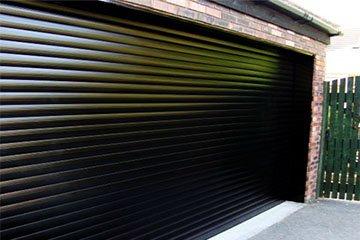 Экструдовані ролети на гараж у Харкові фото