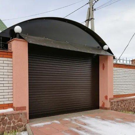 роллеты гаражные от производителя Alu-System
