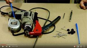 сборка короба 55 мм, автоматика