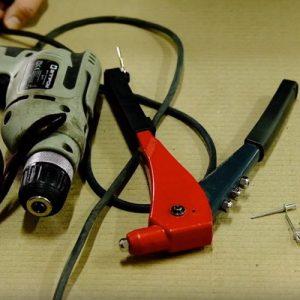 сборка короба для роллеты из профиля 55 мм, ручное управление