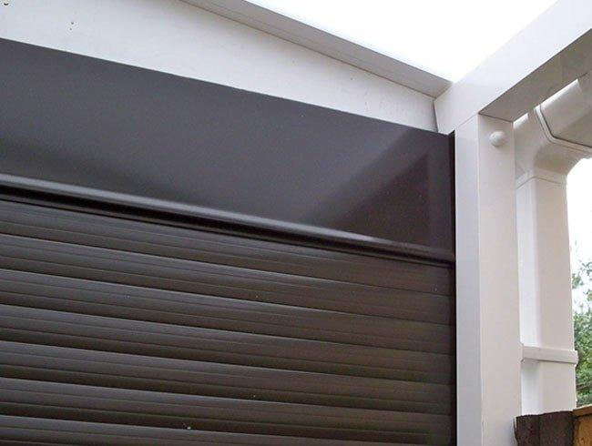 Профиль экструдированный для гаражных роллет в городе Тернополь фото