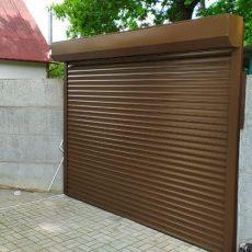 """Ворота """"Alu-System"""" – Вінниця"""