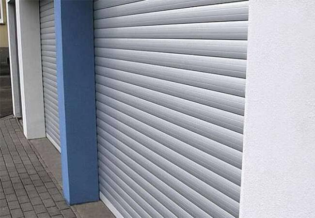 Профіль для гаражних ролет фото
