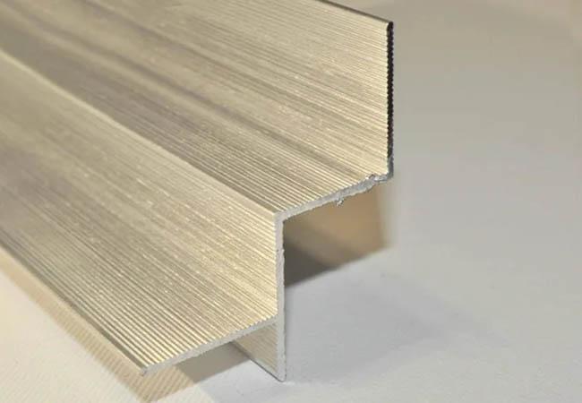 профиль для теневого шва анодированный фото